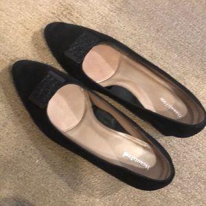 BeautiFeel Black suede shoes